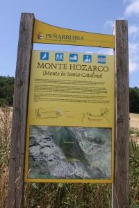 Monte Hozarco